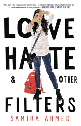 Love Hate & Other Filters by Samira Ahmed